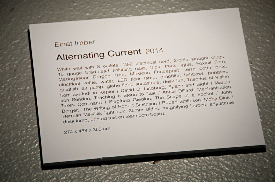 Einat Imber - Alternating Current