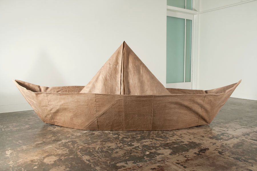 Einat Imber - Untitled (Boat)